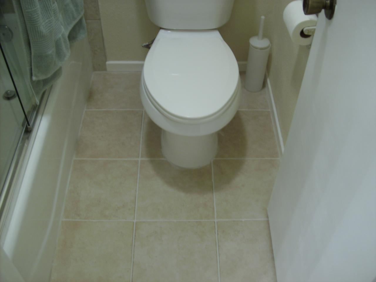 New Drywall, Texture, Paint And Floor Molding Was Installed. The Original  Toilet Was Replaced With An Elongated Super Flush And ...